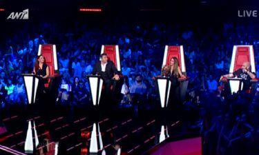 Αυτοί είναι οι παίκτες που πέρασαν στο πέμπτο live του «The voice 2»