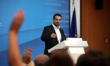 Σακελλαρίδης: Ο Γιούνκερ είναι πραγματικά ένας φίλος της Ελλάδας