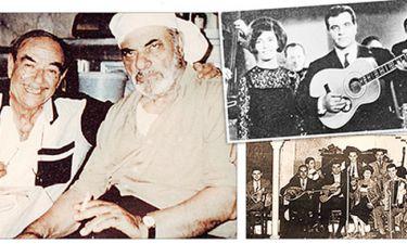 Ο Καζαντζίδης, η Γκρέυ και το τρίτο πρόσωπο η Μαρινέλλα