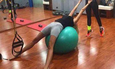 Αυτές είναι συναντήσεις στο γυμναστήριο! Ελληνίδες παρουσιάστριες γυμνάζουν τα κορμιά τους