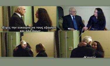 Ιδού το βίντεο της συνάντησης Τσοχατζόπουλου-Σταμάτη!