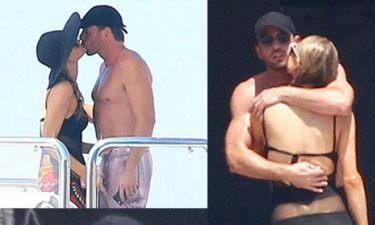 H Paris Hilton έχει νέο αγόρι και δε σταματά να ανταλλάσσει μαζί του καυτά φιλιά!