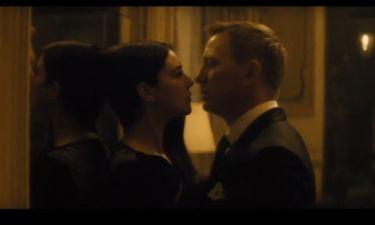 Το πρώτο τρείλερ της νέας ταινίας του James Bond με τη Bellucci