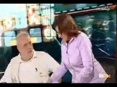 Αήθης επίθεση Ψαριανού στη Θεανώ Φωτίου on air – «Είσαι νεομνημονιακό σούργελο» (vid)