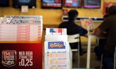 Τζόκερ: Νέο τζακ ποτ και 1,6 εκατ. ευρώ περιμένει τον επόμενο τυχερό