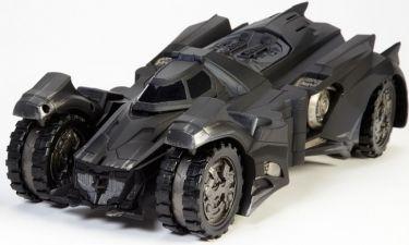 Αυτό θα είναι το όχημα του Batman