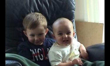 Αυτά είναι τα πιο διάσημα αδερφάκια στο youtube! Δείτε γιατί! (βίντεο)