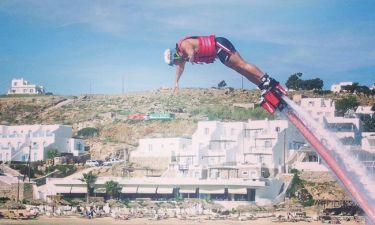 Extreme sports στην Μύκονο για τον…