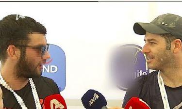 Η ερώτηση δημοσιογράφου για την Χοψονίδου και  η αντίδραση του Μάνου Ιωάννου!