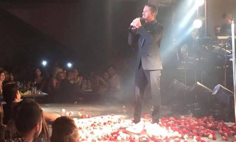 Δείτε τι έγινε στην συναυλία του Οικονομόπουλου στη Ξάνθη