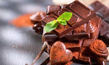 Πρέπει να τρώτε κάθε μέρα σοκολάτα! Δείτε γιατί!
