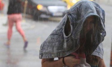 Έκτακτο δελτίο επιδείνωσης καιρού - Έρχονται ισχυρές βροχές, καταιγίδες και χαλάζι