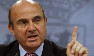 Ντε Γκίντος: Θα καταλήξουμε σε μια συμφωνία με την Ελλάδα