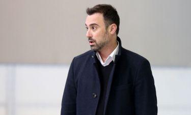 Γιώργος Καπουτζίδης: «Επέλεξα να προσπαθήσω. Και όλο αυτό το άσχημο πράγμα να το κάνω δημιουργία»