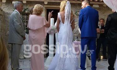Μόνο εδώ: Παντρεύτηκε γνωστό ζευγάρι της Showbiz χθες στη Βαρυμπόμπη (Nassos blog)