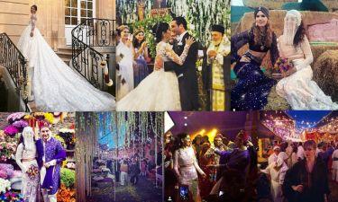 Αυτός είναι γάμος εκατομμυρίων με στιλ Χίλιες και μια νύχτες!