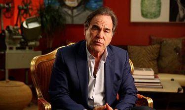 Το Χόλλυγουντ σύμμαχος του Τσίπρα: Viva Tsipras αναφωνεί ο Όλιβερ Στόουν
