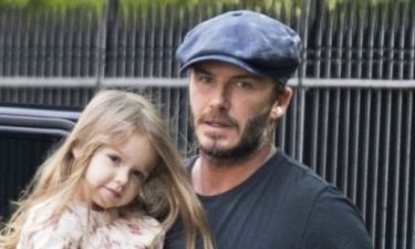 Είναι 3 ετών και μας έκανε να σκάσουμε από τη ζήλια μας: Ναι, για τη Harper Beckham μιλάμε