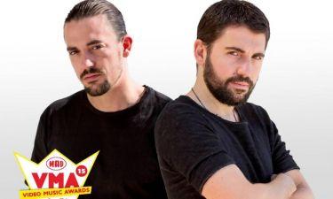 Οι #2 DJs στον κόσμο, Dimitri Vegas και Like Mike στα Mad VMA 2015 by Coca-Cola
