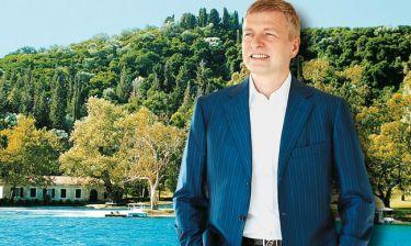 Νέα δωρεά του Ρώσου ιδιοκτήτη του Σκορπιού στο Νοσοκομείο Λευκάδας!