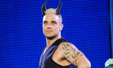 Twittάρει από την Ελλάδα ο Robbie Williams