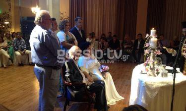 Εικόνες: Ο γάμος του Μπάρκουλη και το σουρεάλ γλέντι με Θώδη και Φλωρινιώτη (Nassos blog)