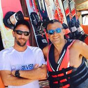 Άρχισε τα extreme sports ο Λιάγκας! (φωτο)
