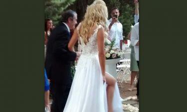 Αποκλειστικό. Συνέβη χθες. Παντρεύτηκε γνωστό ζευγάρι της Showbiz (Nassos blog)