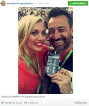 Η ελληνική showbiz ξεσάλωσε στους ρυθμούς του Robbie Williams! Ποιοι βρέθηκαν στη συναυλία του!