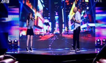 Τελικός The voice 2: Κουινέλης-Καμπανέλλη: Ξεσήκωσαν τον κόσμο με το ντουέτο τους