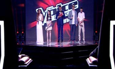 Τελικός The voice 2: Η πρώτη αποχώρηση από τον τελικό