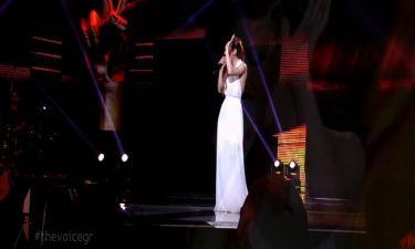 Τελικός The voice 2: Βιλανίδη: Εντυπωσιακή και στην δεύτερή της εμφάνιση