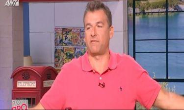Τα μπινελίκια του Λιάγκα κατά του Σεβάν on air για τις προβλέψεις που έκανε για το The Voice
