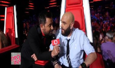 Η πικρία του Κουινέλη μετά τον τελικό του The Voice: «Πήραμε τον πού…»!