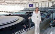 Μαριάννα Βαρδινογιάννη: Στην τελετή έναρξης των πρώτων Ευρωπαϊκών  αγώνων στο Μπακού