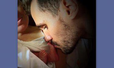 Γνωστός Έλληνας έγινε μπαμπάς και το ανακοίνωσε μέσα από το instagram