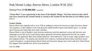 Προς πώληση το διαμέρισμα της Χριστίνας Ωνάση στο Λονδίνο