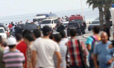 Επίθεση σε ξενοδοχείο στην Τυνησία - Δεκάδες νεκροί (video)