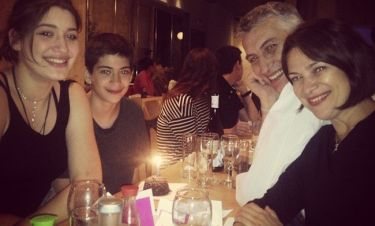 Βραδιά γενεθλίων για την οικογένεια Φασούλα