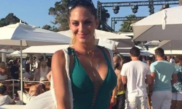 Κολάζει στα… πράσινα η πρώην του Ρομπέρτο! (photos+video)