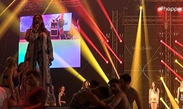 MAD VMA 2015: Καίτη Γαρμπή: Tι αποκάλυψε για την εμφάνιση της στα βραβεία