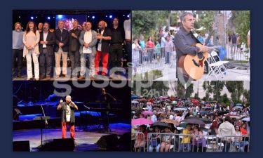 Συναυλία Αισιοδιξίας και Ανθρωπιάς στο Περιστέρι