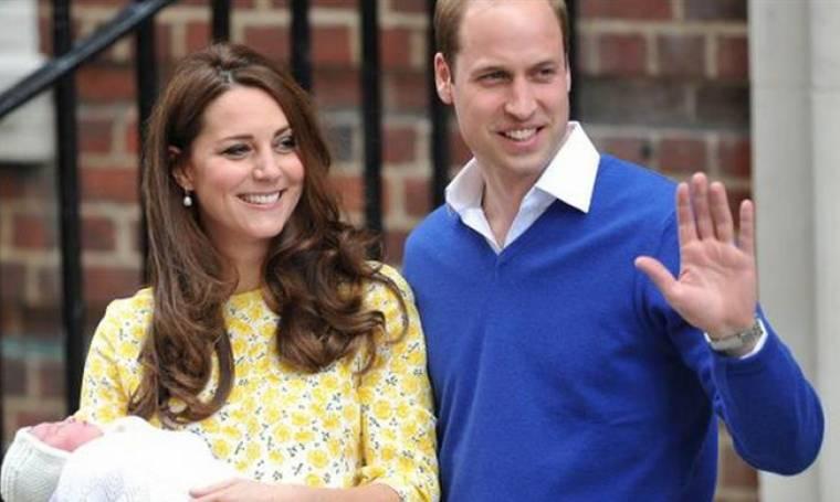Middleton-πρίγκιπας William: Βαφτίζουν την κόρη τους