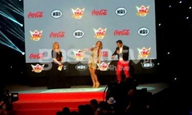MAD VMA 2015: Η λαϊκή εκτέλεση του «Take me to church» από τον Γεωργαντά