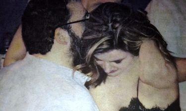 Η Ματσούκα διαλύει τις φήμες: «Είμαστε μόνο φίλοι με τον Φάνη Κιρκινέζο» (φωτό)
