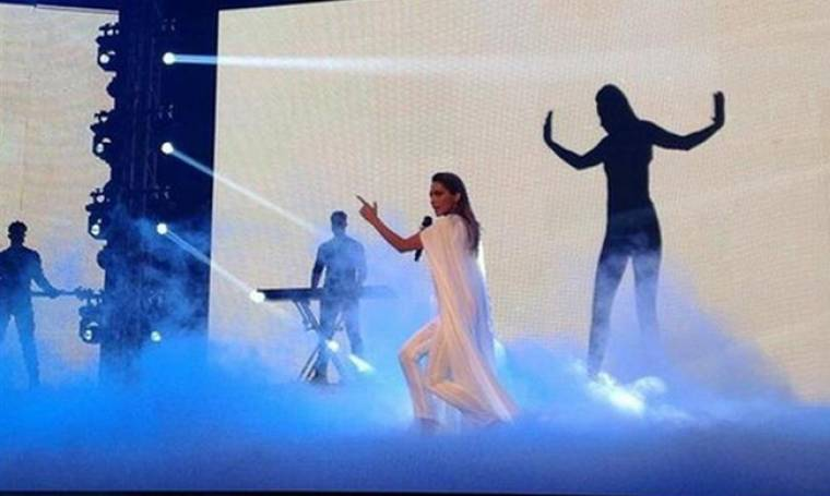 MAD VMA 2015: Το μήνυμα της Βανδή: «Δεν μπορεί τίποτα να μας σταματήσει»