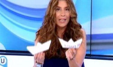 Η συγκίνηση της Τσαπανίδου με το μήνυμα δυο κοριτσιών: «Ελλάδα σ' αγαπώ»