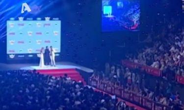 MAD VMA 2015: Γεωργαντάς- Παπαδημητρίου έφεραν σε δύσκολη θέση τον Ουγγαρέζο!