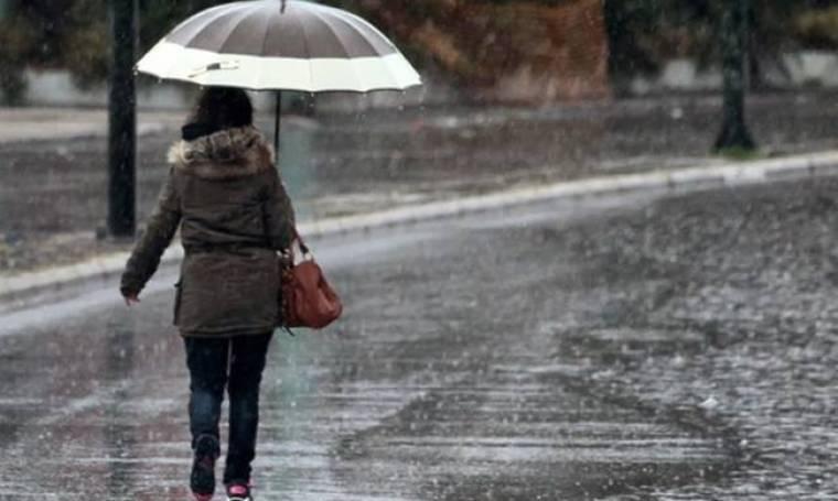 Επιδείνωση του καιρού - Έρχονται καταιγίδες, χαλάζι και ισχυροί άνεμοι