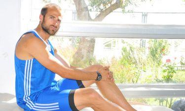 Λυκούργος Τσάκωνας: «Ναι, υπήρξαν δύσκολες στιγμές και έτσι κι εγώ λύγισα»